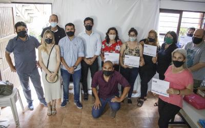 """ECOM Chaco finalizó el ciclo de capacitaciones 2020 del programa """"ECOM y Vos"""""""