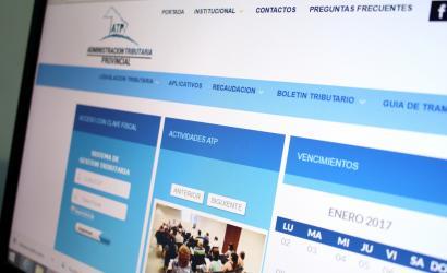 ECOM desarrolló nuevas funcionalidades en la web de ATP
