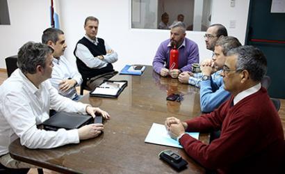 Nuevas tecnologías: avanza acuerdo de colaboración con Entre Ríos