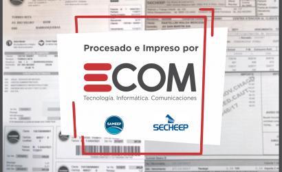 ECOM apuesta a la renovación de Tecnología de impresoras en operaciones