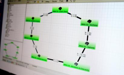 Avanza el proyecto para optimizar la red metropolitana de fibra óptica