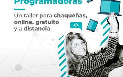"""Acompañamos el programa """"Mujeres Programadoras"""""""