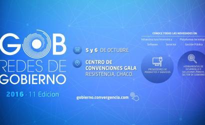 La próxima semana se realizará la 11º edición de Redes de Gobierno y Ciudades Digitales