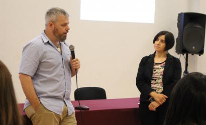 La Unidad de Enlace TIC presentó informes anuales de sus proyectos