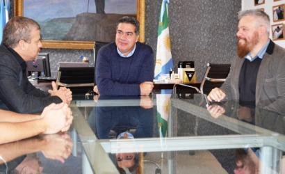 ECOM y el  Municipio acuerdan trabajos en conjunto