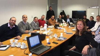 ECOM y ARSAT se reunieron para planificar sobre el futuro de la fibra óptica