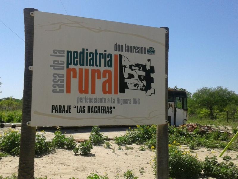 El Paraje Las Hacheras ya cuenta con conexión a internet de alta velocidad