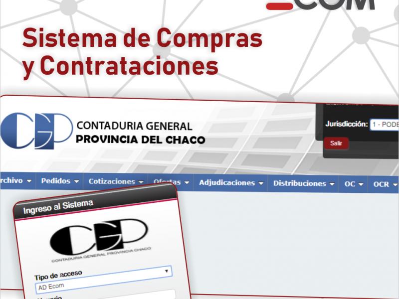 Desarrollamos el Sistema de Compras y Contrataciones WEB para el Estado Provincial